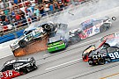 Keselowski wins carnage-filled slugfest at Talladega