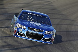NASCAR Sprint Cup Commentary Bowman growing comfortable, showcasing his potential at Hendrick