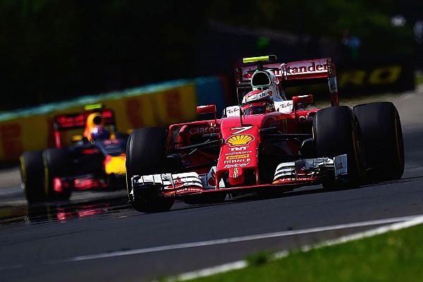 Formula 1 Raikkonen wins Driver of the Day vote for Hungary