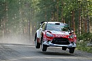 WRC Finland WRC: Meeke extends lead as battle for third tightens