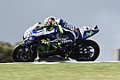 MotoGP Rossi knew podium chance was on after warm-up