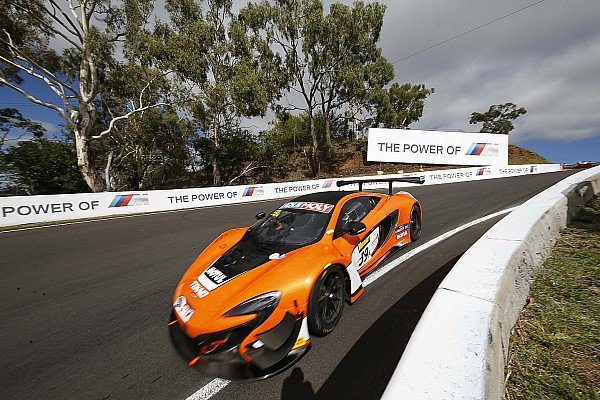 Endurance Slower V8s tougher than record-setting McLaren