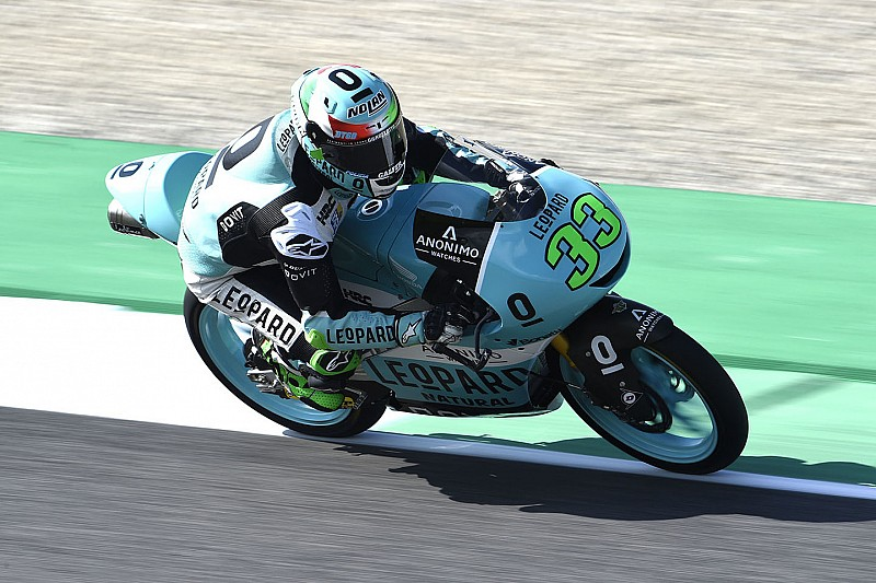 Moto3 | GP Catalunya - Qualifiche, Moto3 Enea Bastianini conquista la pole position