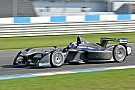 Formula E Renault e.dams concludes pre-season testing programme with new lap record