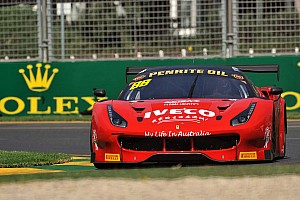 Endurance Breaking news Ferrari squad lodges first 2017 Bathurst 12 Hour entry