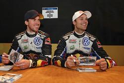 Andreas Mikkelsen, Anders Jäger, Volkswagen Motorsport