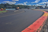 NASCAR Sprint Cup Photos - Watkins Glen repaving