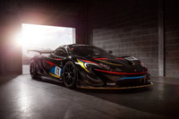 Automotive Photos - McLaren James Hunt's 40th Anniversary edition