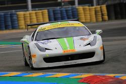#160 Stratstone Ferrari Ferrari 458 Challenge Evo: Wayne Marrs