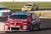 V8 Supercars Photos - Tim Slade, Brad Jones Racing Holden