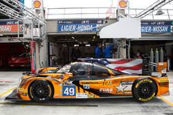 #49 Michael Shank Racing Ligier JS P2 Honda