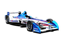 Formula E Photos - Andretti Amlin Formula E livery