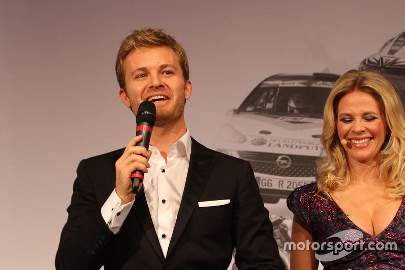 F1 Nico Rosberg
