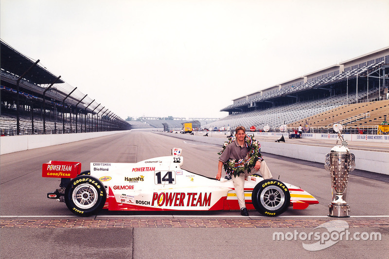 Kenny Br 228 Ck At Indy 500