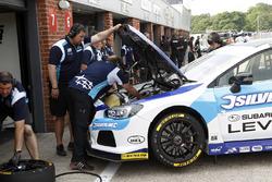 Colin Turkington, Subaru Team BMR