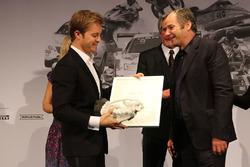 Gerhard Berger, Nico Rosberg