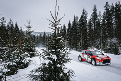 Khalid Al-Qassimi, Chris Patterson, Citroën DS3 WRC, Citroën World Rally Team