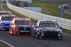 Fabian Coulthard, Team Penske Ford and Garth Tander, Holden Racing Team