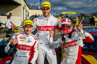 ELMS Foto - I vincitori della gara #46 Thiriet by TDS Racing Oreca 05 - Nissan: Pierre Thiriet, Mathias Beche, Mike Conway