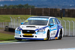 Jason Plato, Subaru Team BMR
