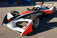 Formula E Photos - Mahindra Racing 2017 season car