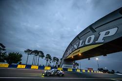 #88 Abu Dhabi Proton Competition Porsche 911 RSR: Khaled Al Qubaisi, Patrick Long, David Heinemeier Hansson