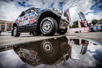 Cross-Country Rally Photos - #105 Mini: Harry Hunt, Andreas Schulz