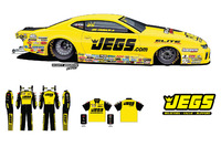 NHRA Photos - Jeg Coughlin livery