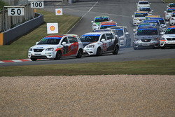 GEELY Touring car Race action