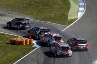 World Rallycross Photos - Rallycross action