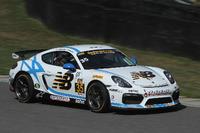 IMSA Others Photos - #35 CJ Wilson Racing Porsche Cayman GT4: Tyler McQuarrie, Tilt Bechtolscheimer