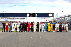 All drivers 2016