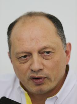 Frederic Vasseur, Renault Sport Formula 1 Team Racing Director