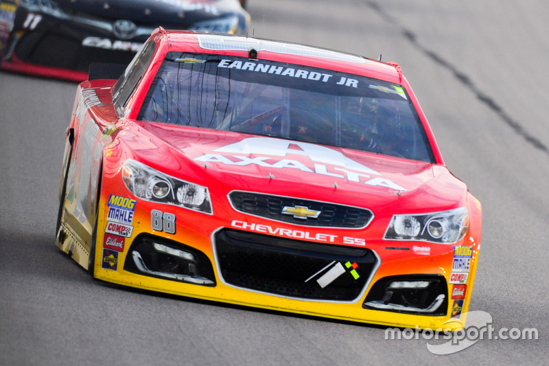 dale earnhardt jr hendrick motorsports chevrolet at kansas. Cars Review. Best American Auto & Cars Review