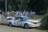 WRC Photos - Hannu Mikkola, Arne Hertz, Audi Quattro A2