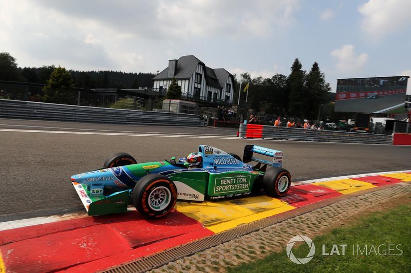 El GP de Bélgica renueva hasta la temporada 2021 — Calendario