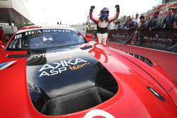Race winner Felix Rosenqvist, AKKA ASP