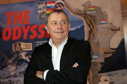 Étienne Lavigne, Dakat Rally Director