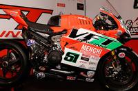 WSBK Foto - Nuova livrea 2016 del team VTF Racing