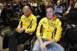 Gabriele Tarquini, Nicky Catsburg, LADA Sport Rosneft