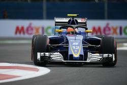Felipe Nasr, Sauber C35 with the Halo cockpit cover