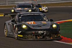 #77 Proton Competition, Porsche 911 RSR 991: Michael Hedlund, Wolf Henzler, Marco Seefried