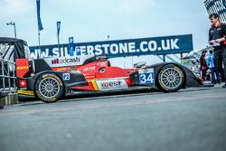 #34 Race Performance Oreca 03R - Judd: Nicolas Leutwiler, James Winslow, Franck Mailleux