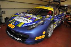 #106 Scuderia Autoropa Ferrari 458: Alexander West