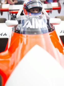 Jenson Button, McLaren MP4/2
