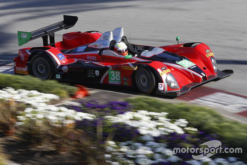38 performance tech motorsports oreca flm09 james french for Long beach motor sports
