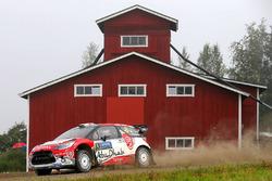 Craig Breen, Scott Martin, Citroën World Rally Team
