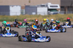Diego LaRoque leads Micro Max