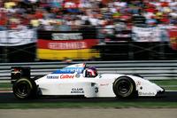Formula 1 Photos - Ukyo Katayama, Tyrrell Yamaha 022