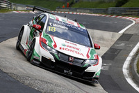 WTCC Photos - Tiago Monteiro, Honda Racing Team JAS, Honda Civic WTCC